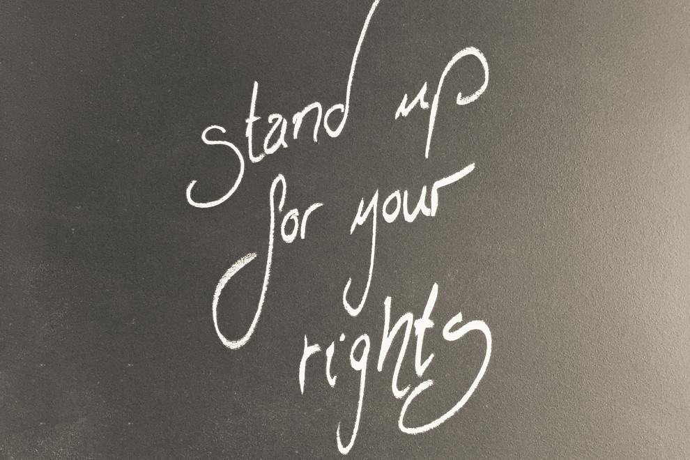 Hast du das Recht einen anderen Menschen zu verletzen?