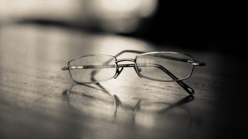 Welche Brille trägst du diese Woche?