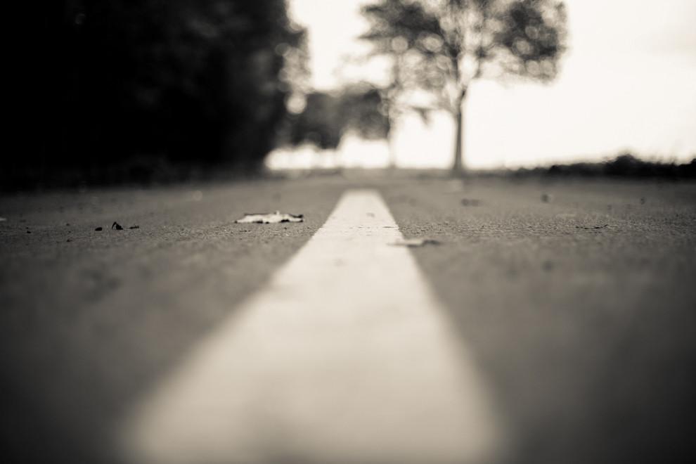 Wo Straßen gebaut sind, verliere ich meinen Weg?