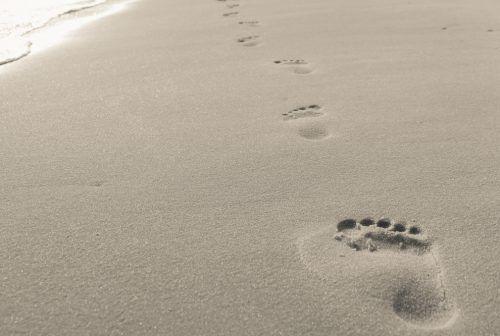 Welche Spuren willst du hinterlassen?